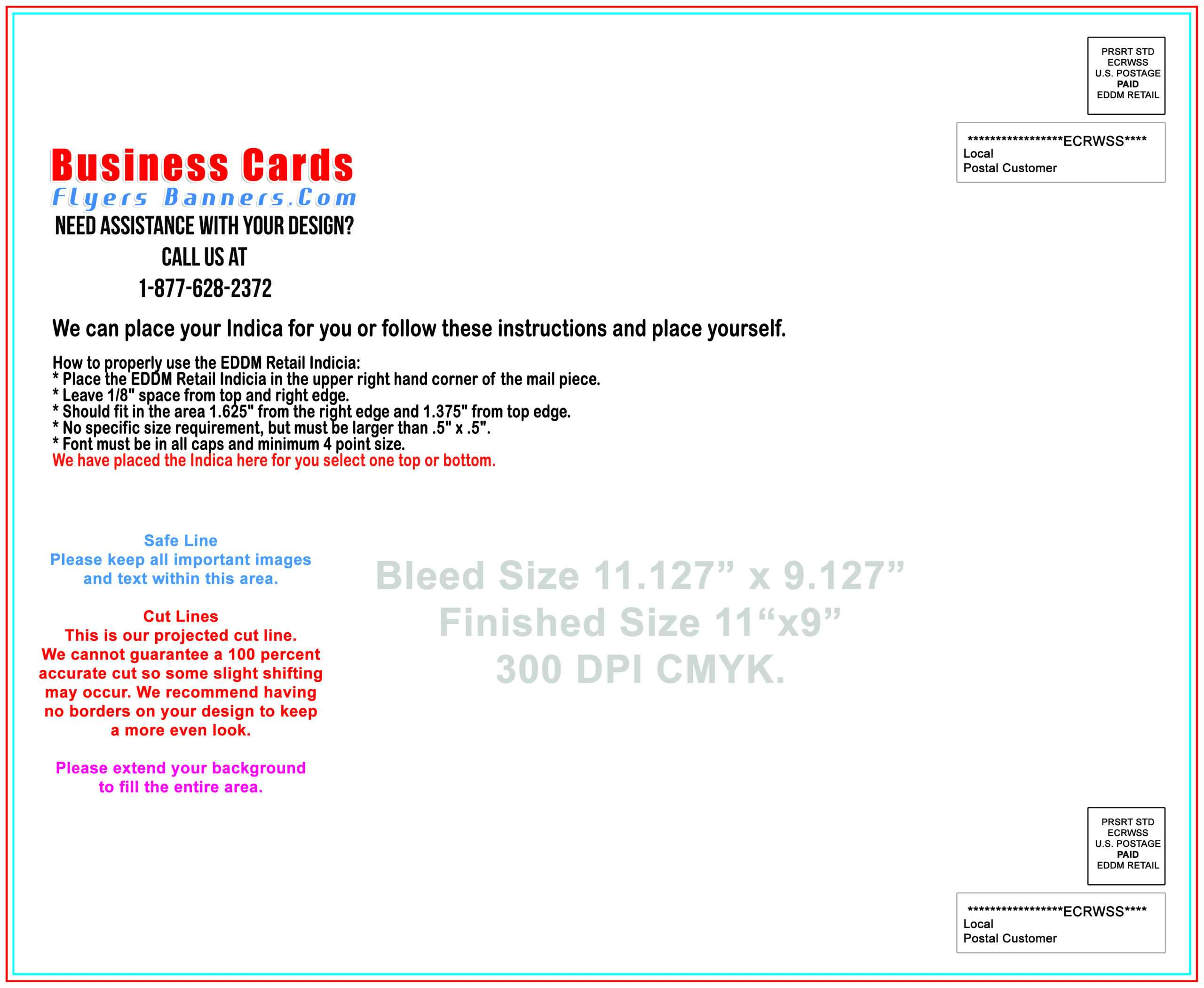 Eddm Postcard Templates - Free Shipping And Low Prices Regarding Every Door Direct Mail Template
