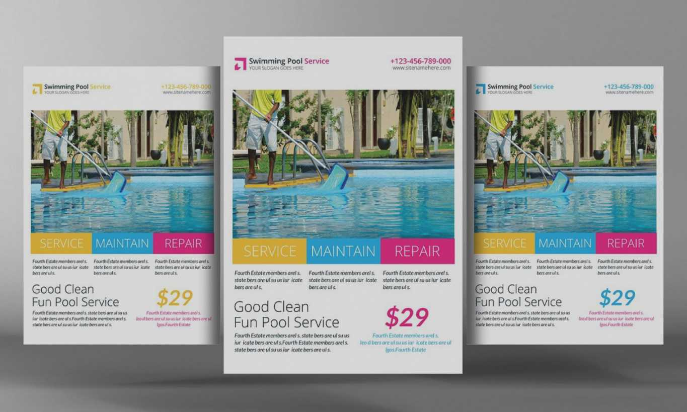 Editable Trend Of Commercial Cleaning Flyer Templates For Commercial Cleaning Brochure Templates