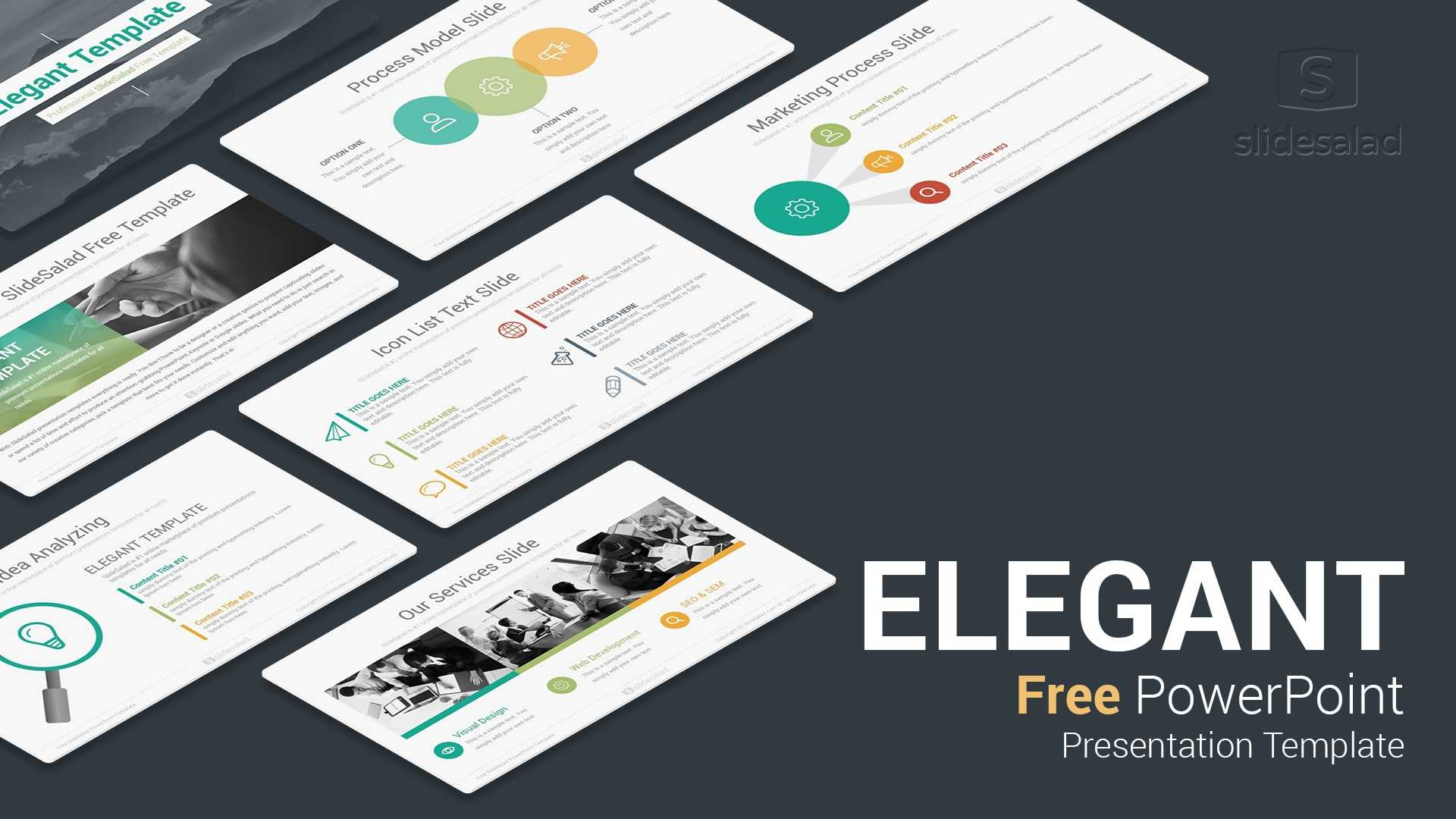 Elegant Free Download Powerpoint Templates For Presentation Pertaining To Free Powerpoint Presentation Templates Downloads
