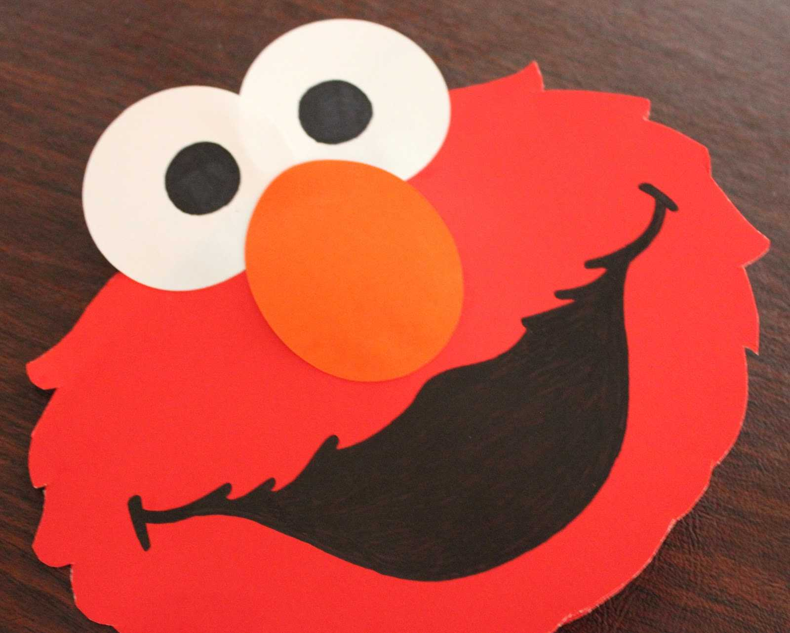 Elmo Pop Up Card – Repeat Crafter Me Within Elmo Birthday Card Template