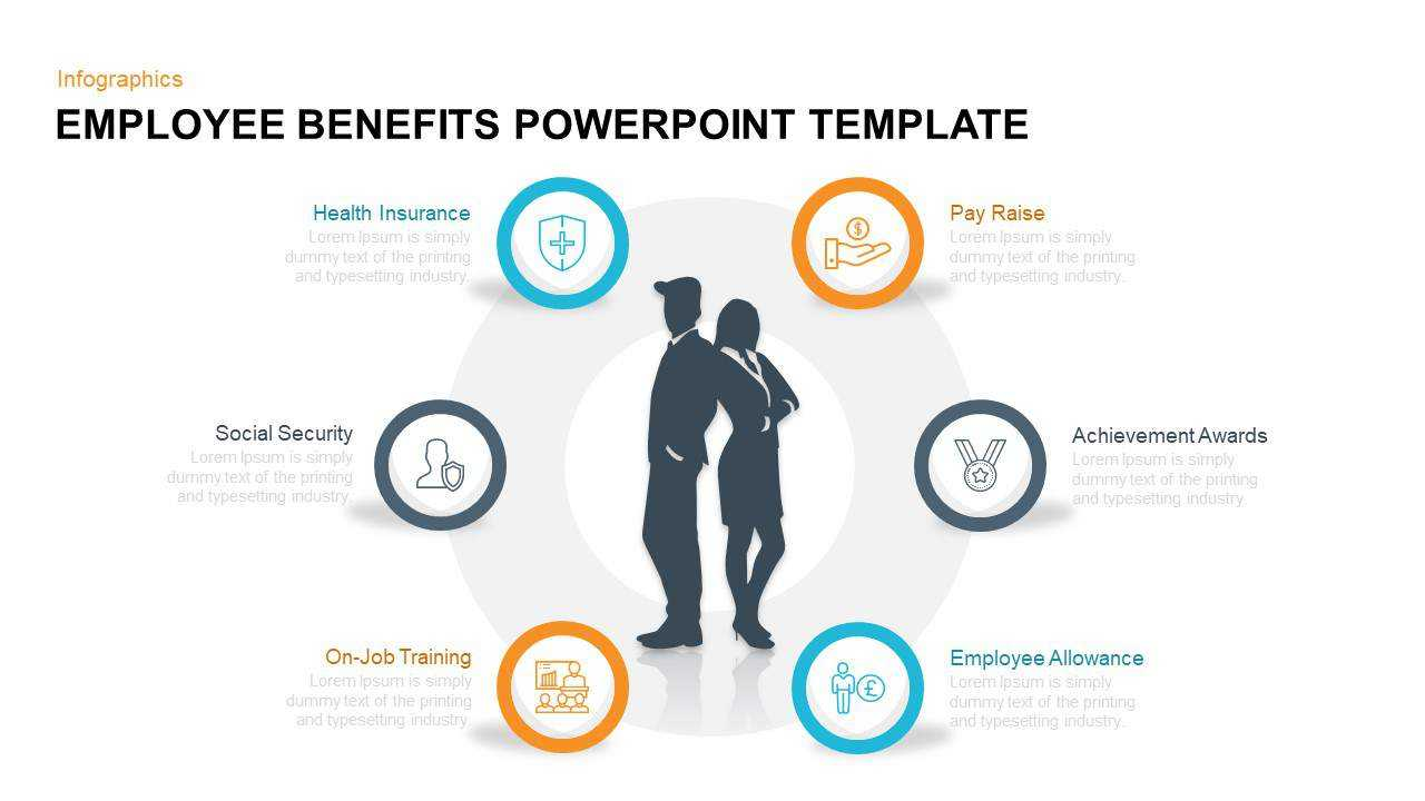 Employee Benefits Powerpoint Template And Keynote Within Employee Benefits Package Template