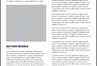 Fact Sheet | Uw Brand pertaining to Fact Sheet Template Microsoft Word