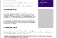 Fact Sheet | Uw Brand regarding Fact Sheet Template Microsoft Word