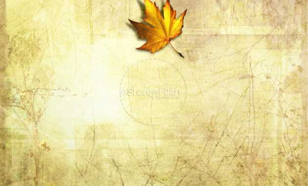 Fall Ppt Background - Colona.rsd7 with regard to Free Fall Powerpoint Templates