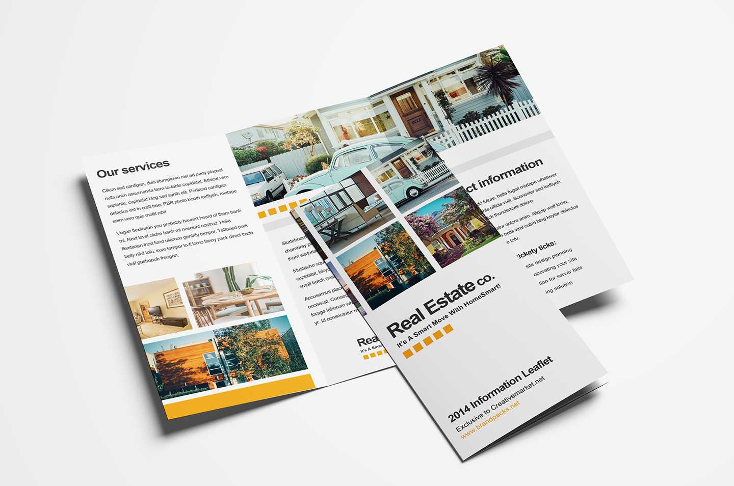 Fancy Brochure Templates - Colona.rsd7 Pertaining To Fancy Brochure Templates