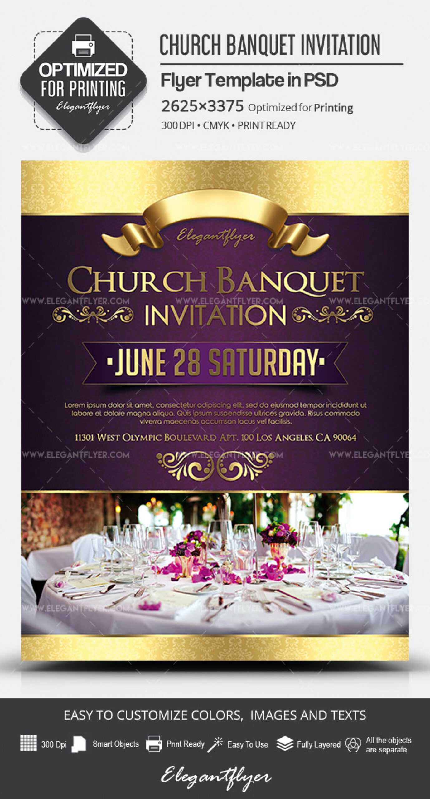 Fascinating Church Invitation Cards Templates Template Ideas Inside Church Invite Cards Template