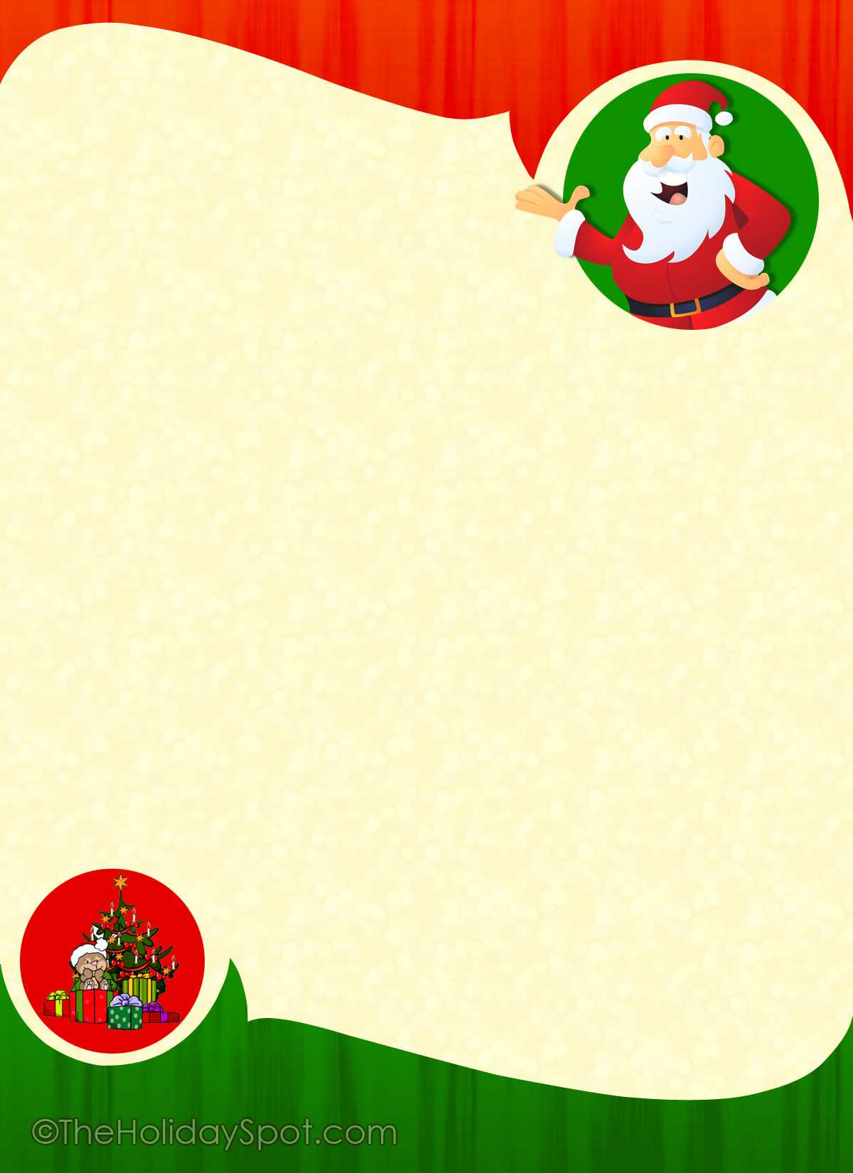Free Christmas Letterhead Cliparts, Download Free Clip Art With Free Christmas Letterhead Templates
