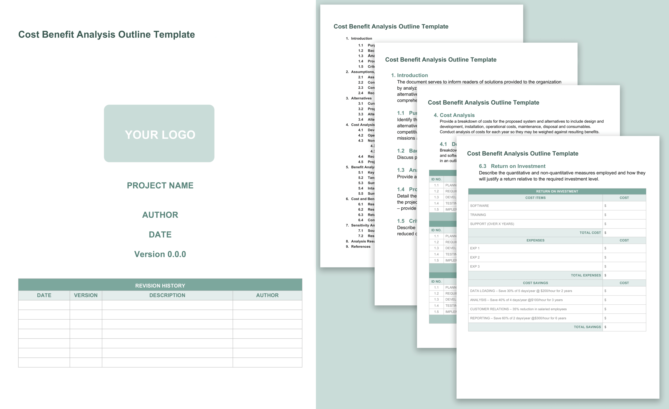 Free Cost Benefit Analysis Templates Smartsheet In Cost Benefit Analysis Template Excel