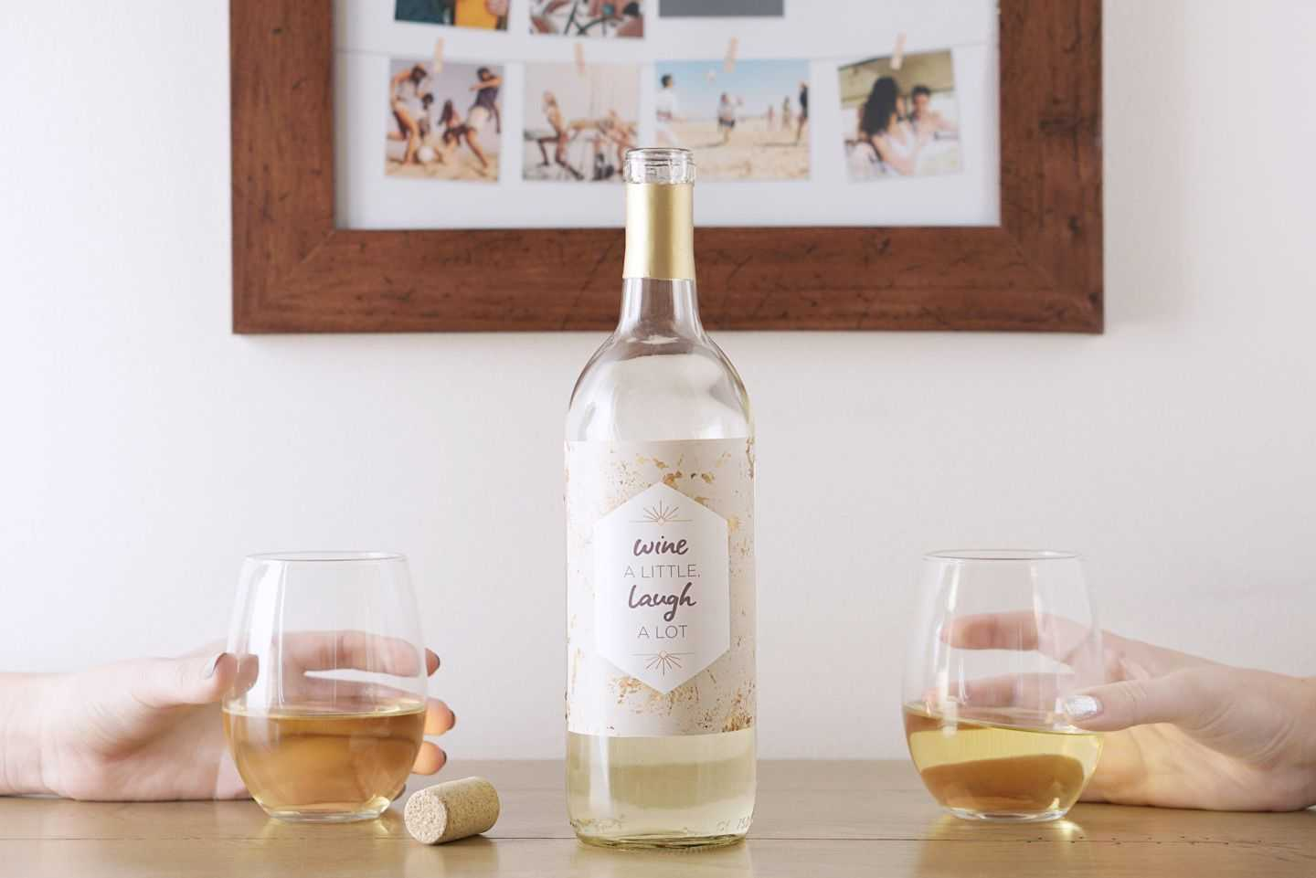 Free Diy Wine Label Templates For Any Occasion Intended For Diy Wine Label Template