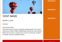 Free Flyer Templates For Mac – Tunu.redmini.co intended for Cool Flyer Templates For Word