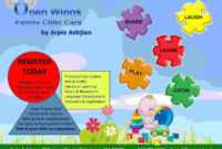 Free Printable Daycare Flyers Locksmithcovington Template within Daycare Flyers Templates Free