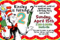 Free Printable Dr Seuss Birthday Invitations | | Dolanpedia pertaining to Dr Seuss Flyer Template