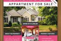 Free Real Estate Flyer Psd Template – Designyep inside Free Real Estate Flyer Templates Word