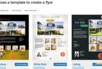 Free Real Estate Flyer Templates – Download & Print Today throughout Free Real Estate Flyer Templates Word