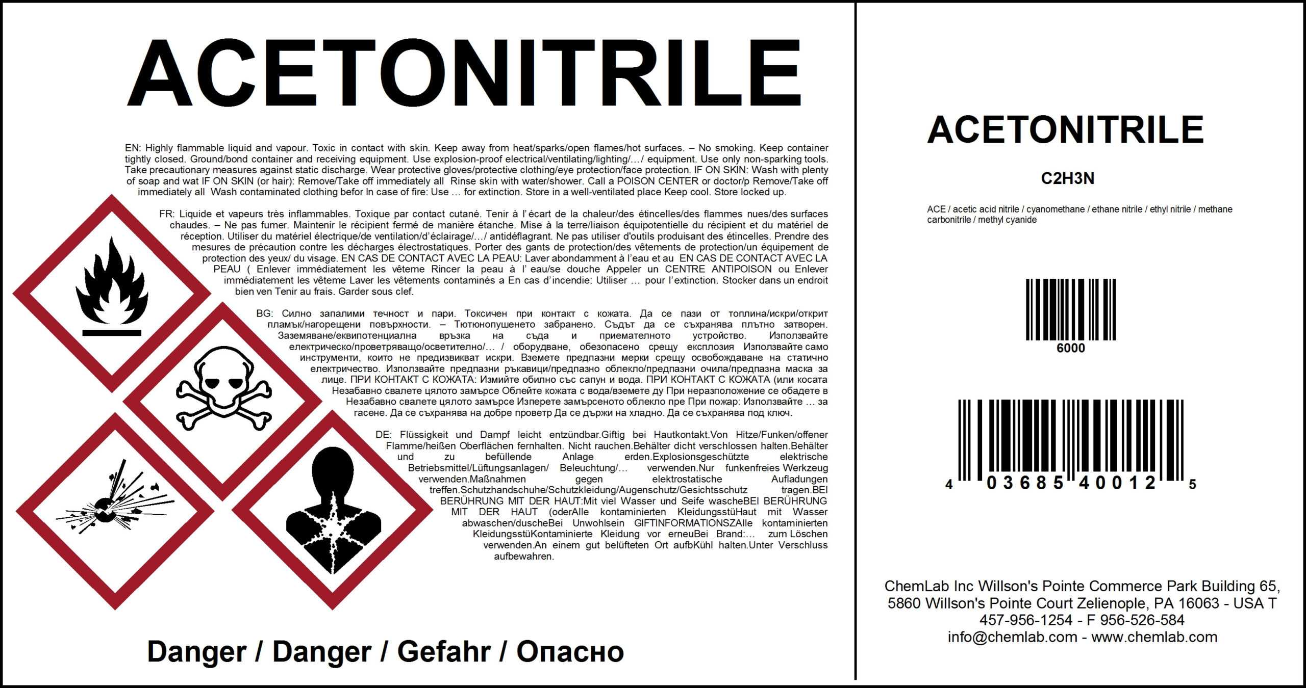 Ghs Labels | Chemical Labeling Software | Ghs Compliance Within Free Ghs Label Template