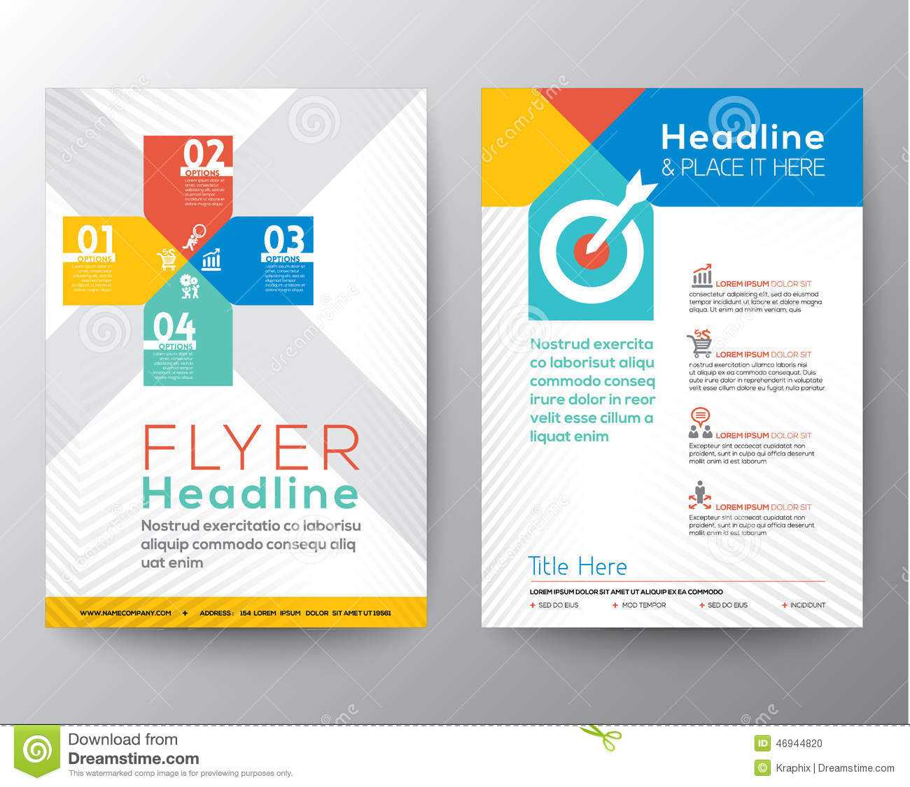 Graphic Design Flyer Templates Free – Colona.rsd7 Within Design Flyers Templates Online Free