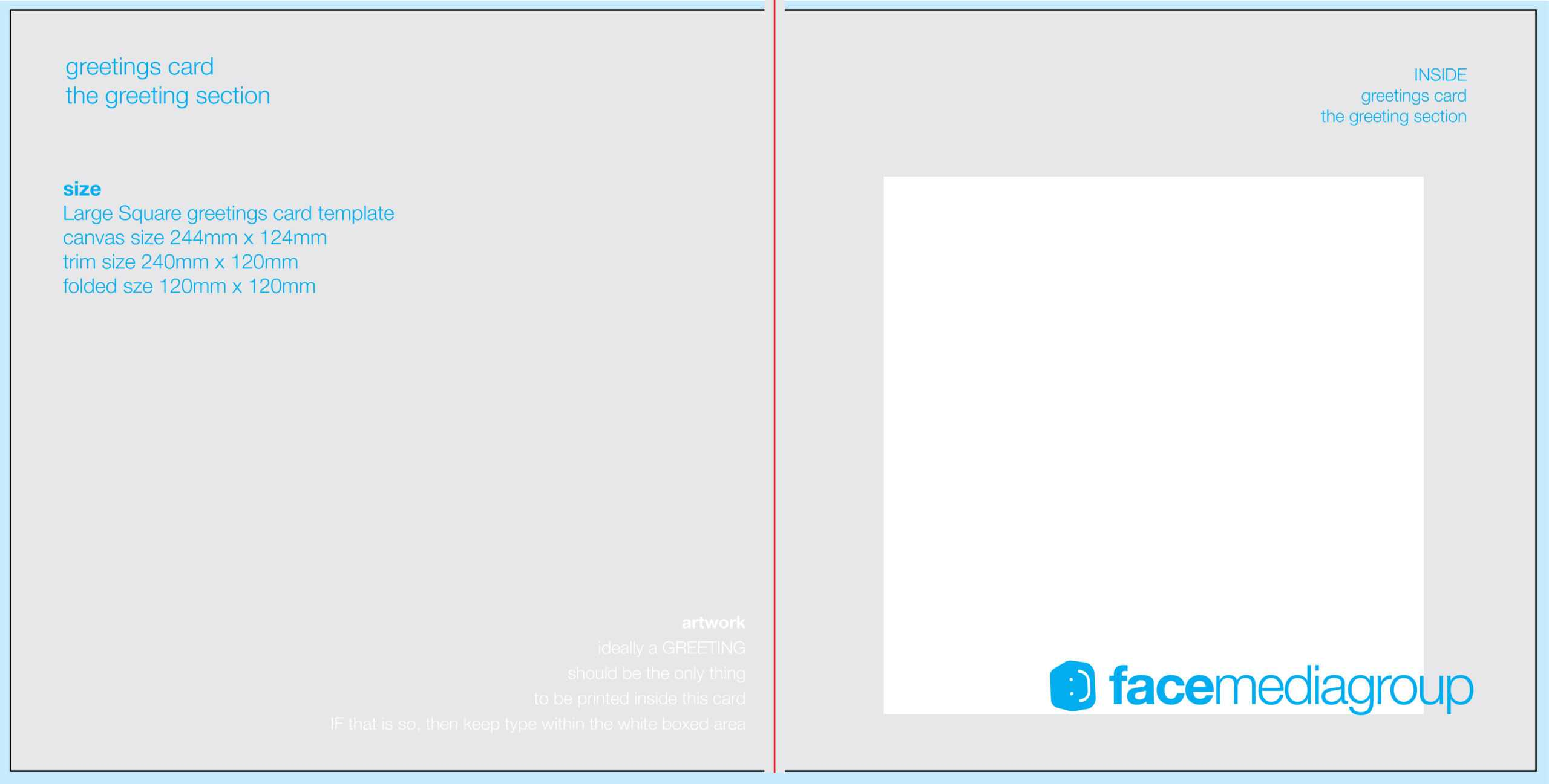 Greeting Card Format - Horizonconsulting.co Pertaining To Free Blank Greeting Card Templates For Word