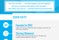 How To Create A Fact Sheet For New Hires + Examples throughout Fact Sheet Template Microsoft Word