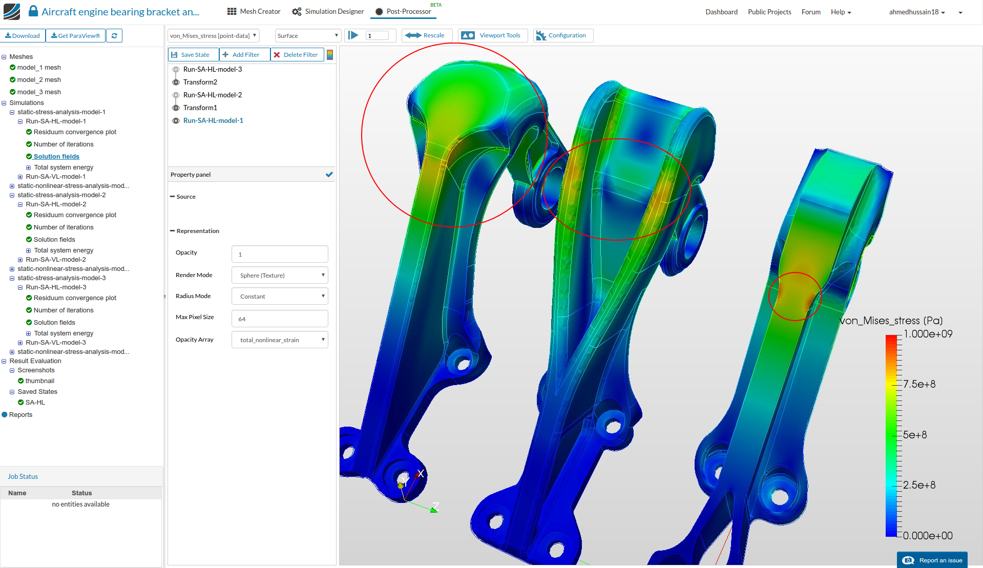 How To Create A Fea Report - Solid Mechanics / Fea With Fea Report Template