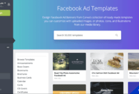 How To Create A Killer Facebook Ad Design For Your Ecommerce pertaining to Facebook Ad Template Psd