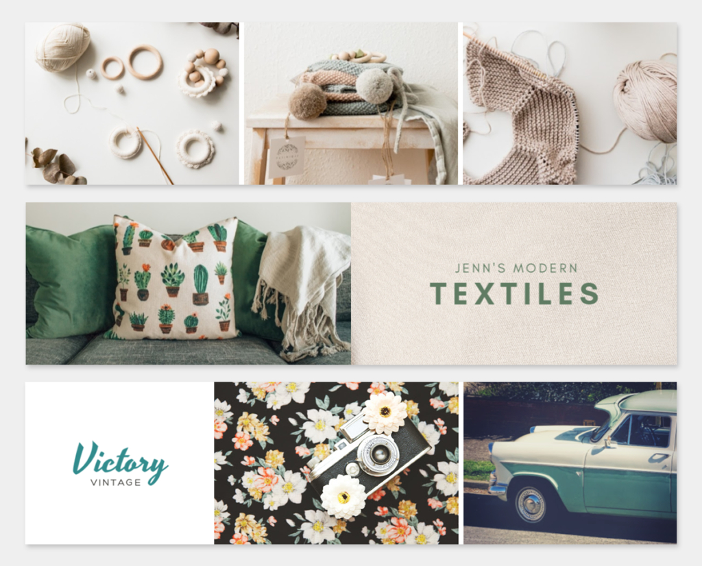 How To Make An Etsy Banner | Picmonkey Regarding Etsy Banner Template