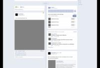 Imposing Facebook Ad Template Psd Ideas 2019 Download Banner within Facebook Ad Template Psd