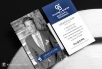 New Coldwell Banker Business Cards inside Coldwell Banker Business Card Template