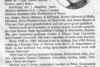 Newspaper Obituary Template Microsoft Word Fake Format regarding Free Obituary Template For Microsoft Word