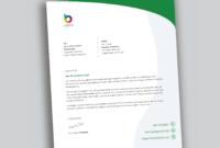 Perfect Letterhead Design In Word Free – Used To Tech intended for Free Letterhead Templates For Microsoft Word