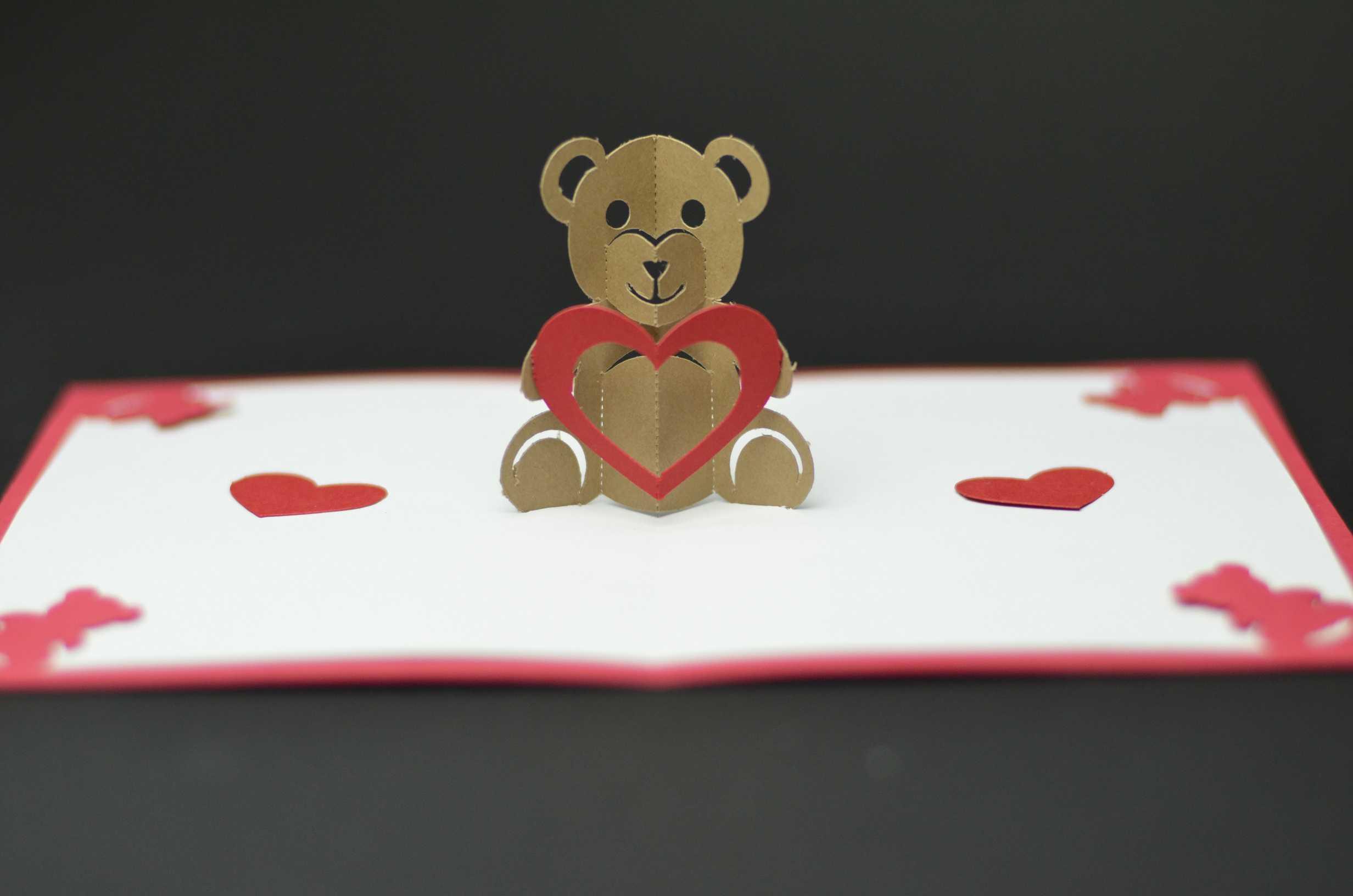 Pop Up Card Tutorials And Templates - Creative Pop Up Cards With Diy Pop Up Cards Templates