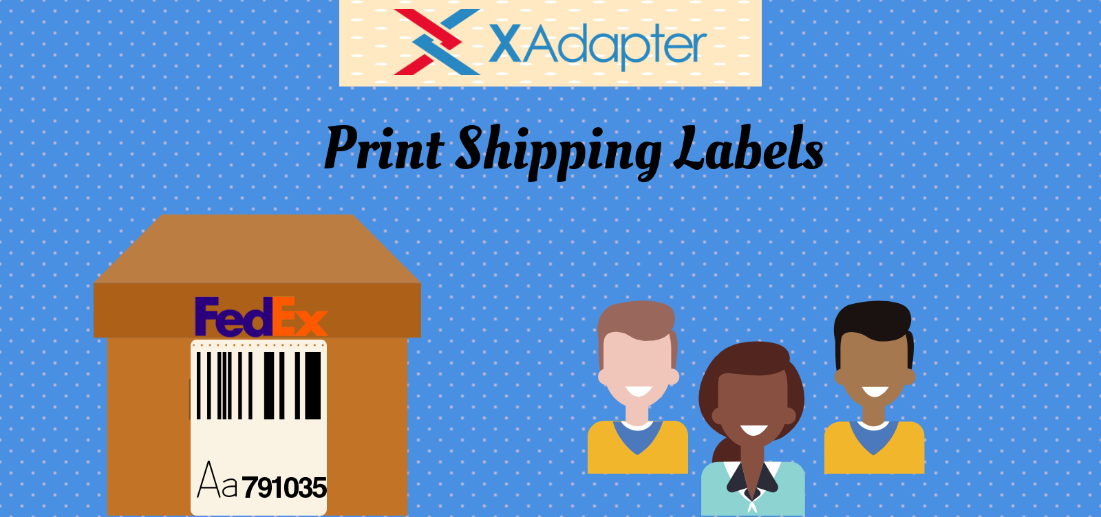 Print Fedex Shipping Labels Directly From Your Woocommerce Store For Fedex Label Template Word