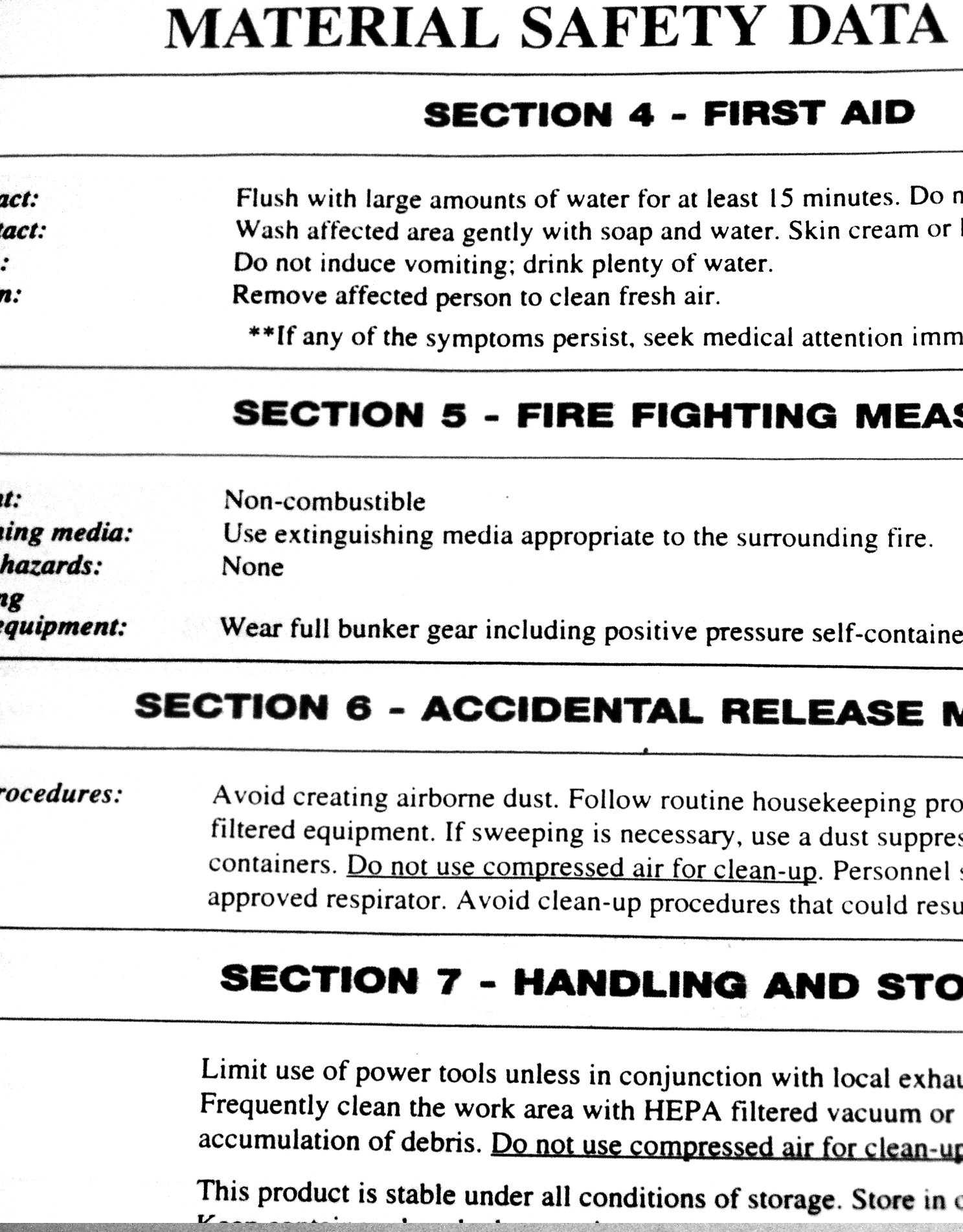Safety Data Sheet - Wikipedia In Free Msds Label Template