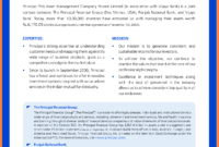 Sample Of Company Profile For Small Business | Executive Job in Company Profile Template For Small Business