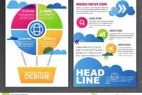 Set Of Vector Design Template For Business, Brochure, Flyer in Design Flyers Templates Online Free