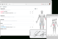 Soap Vault: Massage Therapy Clinic Management Software inside Free Soap Notes For Massage Therapy Templates