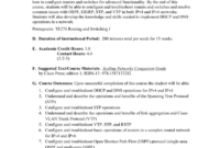 Template For Course Proposal intended for Course Proposal Template