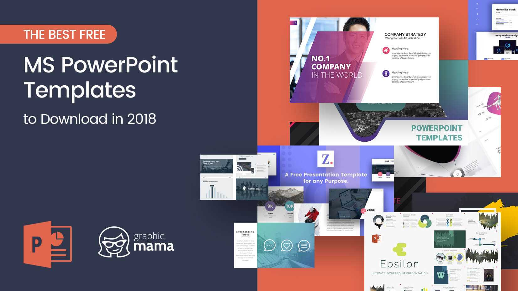 The Best Free Powerpoint Templates To Download In 2018 With Free Powerpoint Presentation Templates Downloads