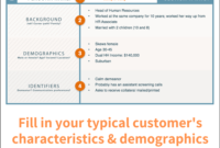 The Persona Templates Usedover 130,000 Businesses with Customer Persona Template