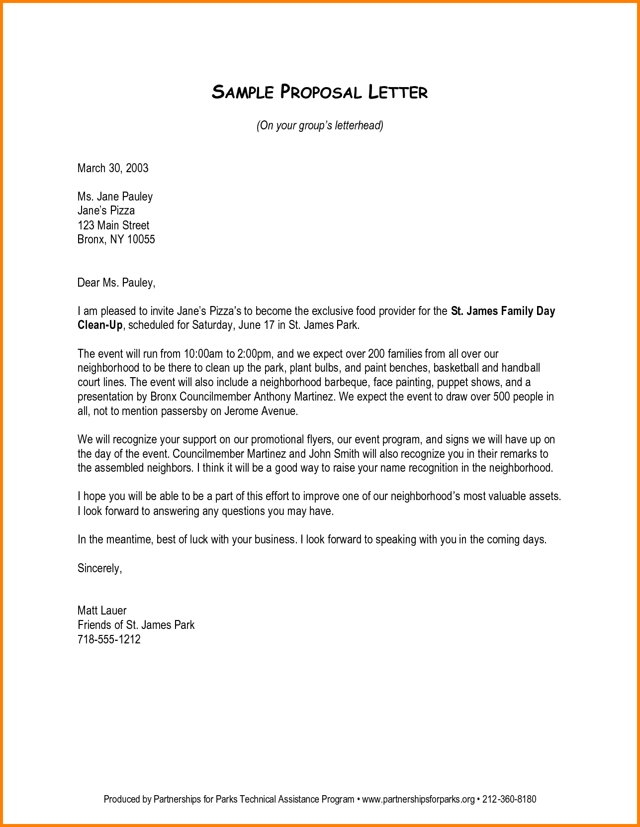 Tips To Write A Business Proposal Letter Like A Pro And With Regard To Email Template For Business Proposal
