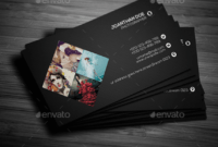 Top 26 Free Business Card Psd Mockup Templates In 2019 within Free Personal Business Card Templates