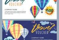 Vacation Voucher Template | Certificatetemplategift inside Free Travel Gift Certificate Template