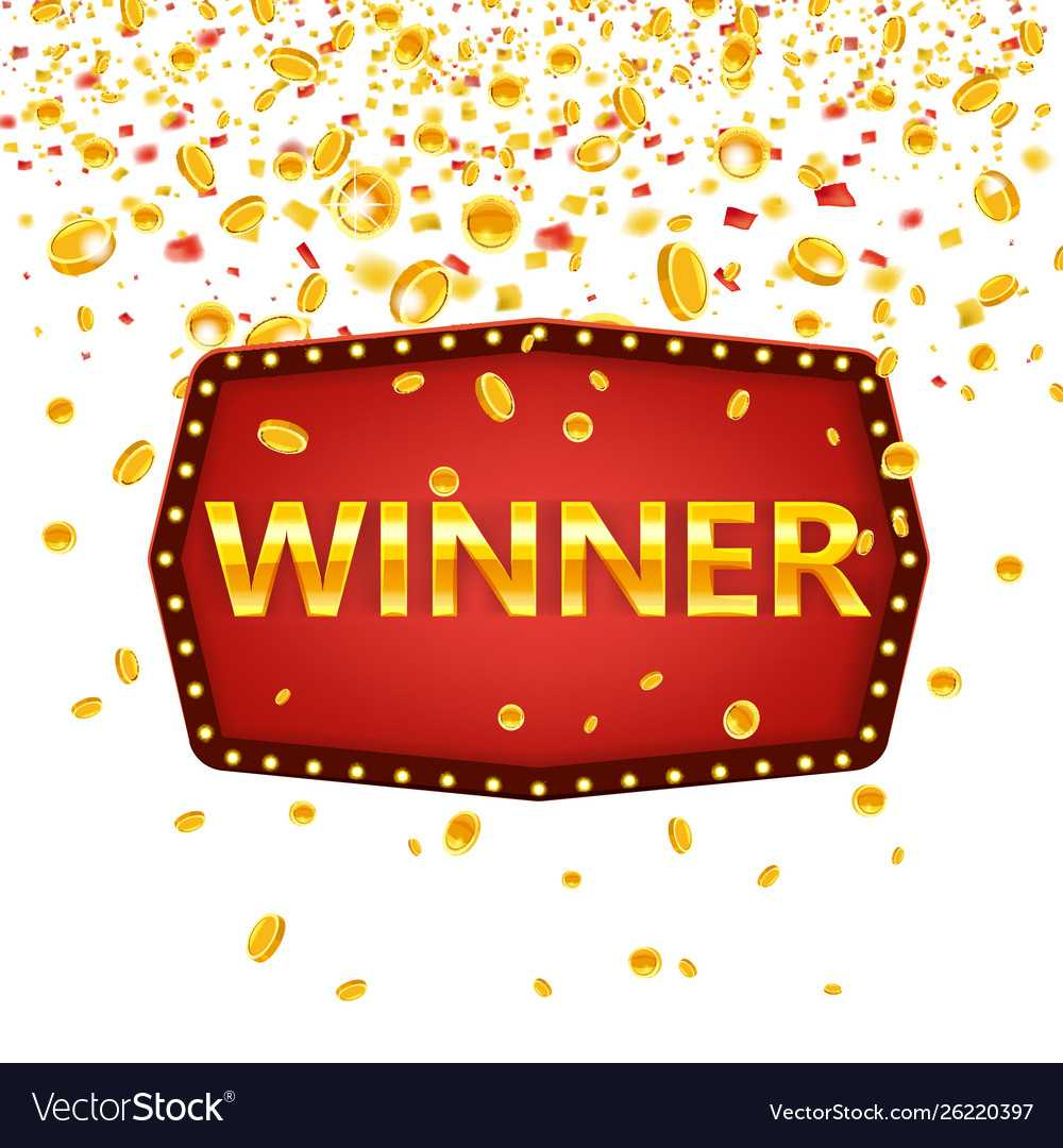 Winner Frame Label Banner Template Win Pertaining To Congratulations Banner Template